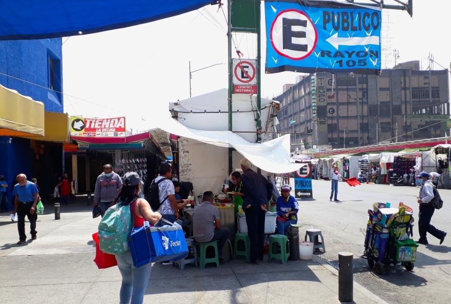 Mexico streetview4